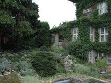 Karel Čapek's villa, photo: CTK