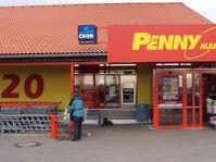 Penny Market, photo: Zákupák, public domain