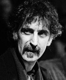 Frank Zappa, photo: Ivan Prokop