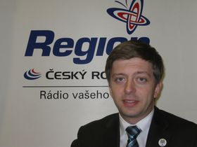 Vít Rakušan (Foto: Pavel Kozler, Archiv des Tschechischen Rundfunks)