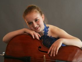 Мария Слащёва, фото: Concertino Praga
