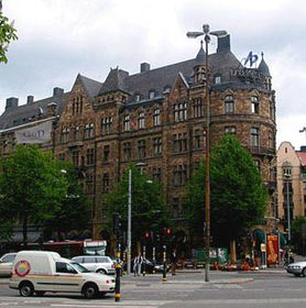 Czech Trade office in Stockholm