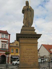 St. Wenceslas, photo: Dominik Jůn