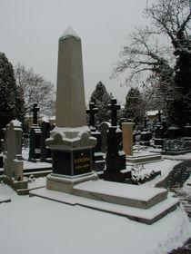 Бедржих Сметана похоронен на кладбище Вышеград в Праге