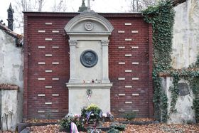 Grab des Dichters und Journalisten Karel Havlíček Borovský (Foto: Petr Kadlec, CC BY-SA 2.0)
