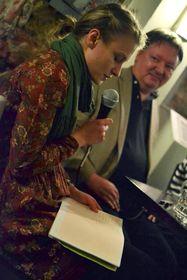 Anna Melicharová, estudiante y traductora, foto: Tereza Kalkusová