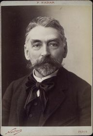 Stéphane Mallarmé, photo: public domain