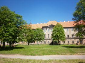 Monasterio de Plasy, foto: Zdeňka Kuchyňová