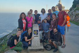 Cabo Finisterre, foto: archivo personal de Petr Hirsch