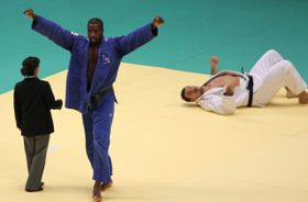 Teddy Riner, photo: XIIIfromTOKYO, CC BY-SA 3.0