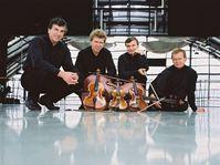 Le Quatuor Pražák, photo: Archives du Quatuor Pražák