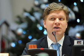 Tomáš Hudeček, foto: Filip Jandourek