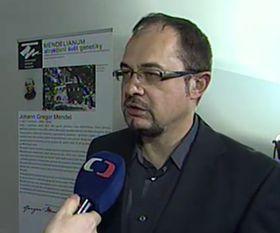 Jiří Sekerák (Foto: ČT24)