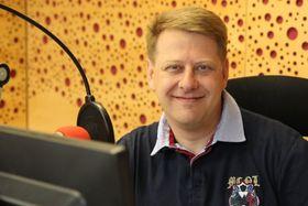 Tomáš Prouza, foto: Jana Přinosilová, archiv ČRo