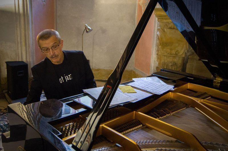 Emil Viklický (Foto: Zdeněk Slavotínek, Archiv des Tschechischen Rundfunks)