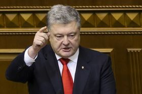 Petro Porochenko, photo: ČTK/AP/Efrem Lukatsky
