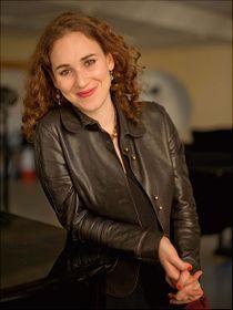 Dina Bensaïd, photo: Site officiel de Dina Bensaïd
