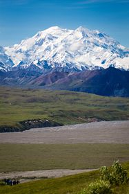 Denali, foto: archiv Denali National Park and Preserve, Flickr, CC BY 2.0
