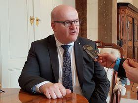 Daniel Herman, photo: Ondřej Tomšů