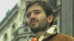 Álvaro Beleza, 1989, foto: Archivo de SIC Notícias