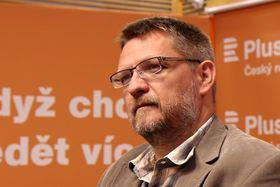Michal Semín, photo: Luboš Vedral, ČRo
