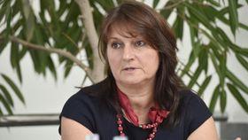 Michaela Šojdrová (Foto: ČT24)