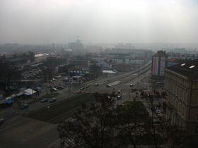 Город Брно (Фото: Штепанка Будкова, Чешское радио - Радио Прага)
