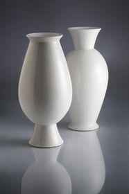 Whitefruits vases