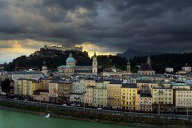 Salzburg (Foto: Thomas Pintaric, Wikimedia CC BY-SA 3.0)