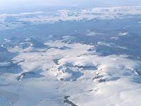 Ostrov Jamese Rosse, foto: NASA