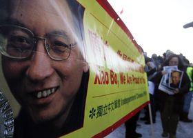 Liu Xiaobo, foto: ČTK