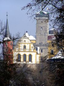 Schloss Schwarzenberg in Oberfranken (Foto: Settembrini, Wikimedia Creative Commons 3.0)