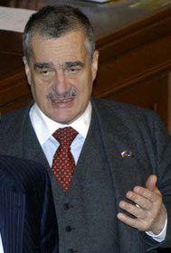 Ministro de Relaciones Exteriores checo, Karel Schwarzenberg (Foto: CTK)