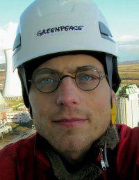 Jan Rovenský (Foto: Greenpeace)