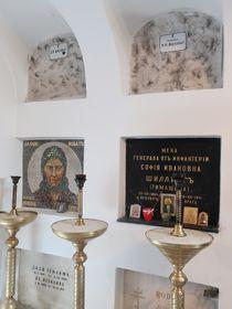 крипта – часовня св. Софии, Фото: Екатерина Сташевская