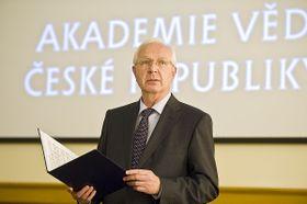 Jiří Drahoš, foto: Filip Jandourek, ČRo