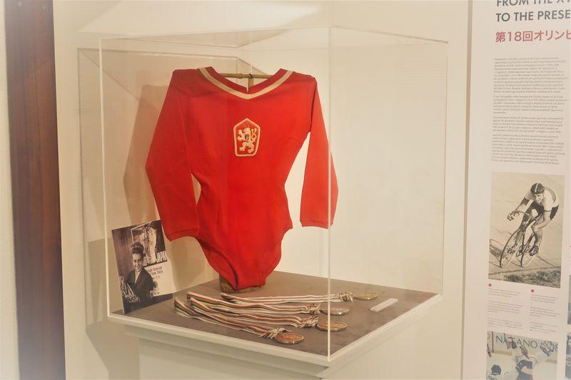 Výstava Cesta ke svobodě oVěře Čáslavské, foto: archiv Českého centra Tokio