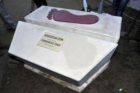 «Несмываемый след» Яры Цимрмана в Липнике-на-Бечве (Фото: ЧТК)