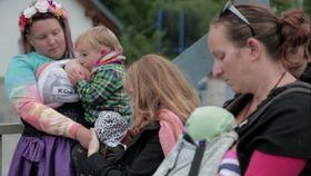 Guerreras de la lactancia materna, foto: YouTube
