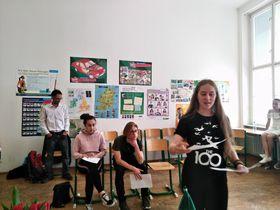 La ganadora Lucie Kovářová, foto: Dominika Bernáthová