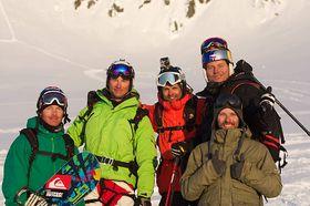 Martin Černík, Michal Novotný, Robin Kaleta, Tomáš Kraus (left to right), photo: Tony Harrington