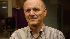 Jan Kolář, foto: Adam Kebrt, archiv ČRo
