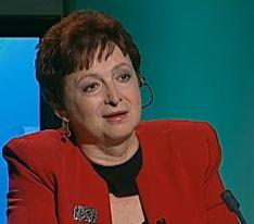 Vladimíra Dvořáková, foto: ČT24