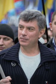Boris Nemtsov, photo: Dhārmikatva, CC BY-SA 3.0