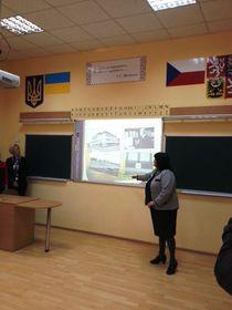 директор школы Светлана Фесенко, фото: Павел Новак, ЧРо