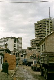 Приштина в 1999 году, Фото: Michelle Walz Eriksson, CC BY 2.0