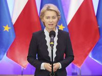 Ursula von der Leyen, photo : ČTK / AP Photo / Czarek Sokolowski