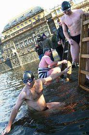 Hardy Swimmers, photo CTK