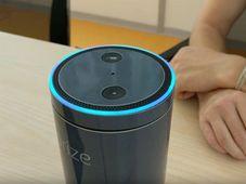 Amazon Echo smart speaker, photo: AlquistAI YouTube channel