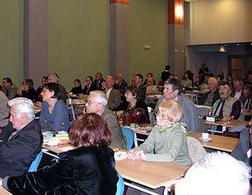 Účastníci bratislavského semináře